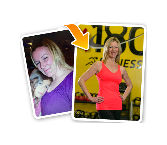 Chantal Lost 70 LBS!