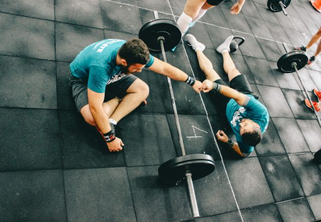 Could You Benefit From Having A Workout Partner?